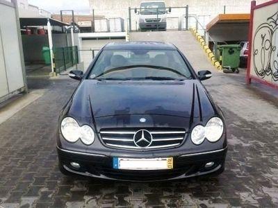usado Mercedes CLK320 V6 CDI Avangard