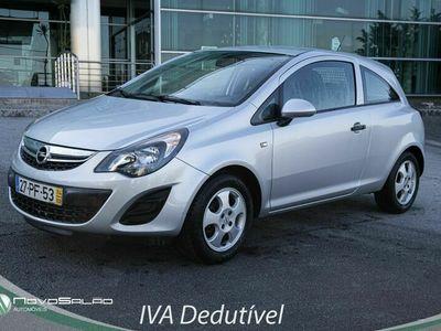usado Opel Corsavan 1.3 CDTI IVA DEDUTIVEL