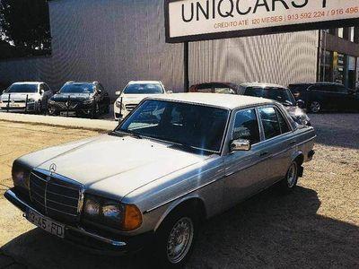usado Mercedes 300 D Ac, Pele, Vidros elétricos