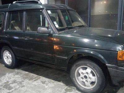 gebraucht Land Rover Discovery 300 tdi