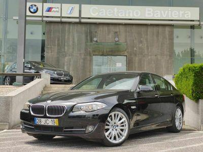 usado BMW 530 Serie 5 d Berlina 2010