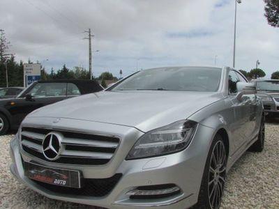 usado Mercedes CLS250 CDi BlueEfficiency