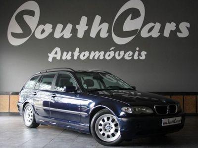 usado BMW 320 Touring Sport 150cv (SELO 42€)