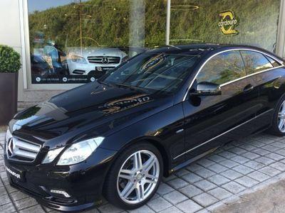 usado Mercedes E250 CDi Pack AMG