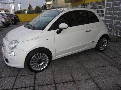 usado Fiat 500 1.3 Multijet Lounge -