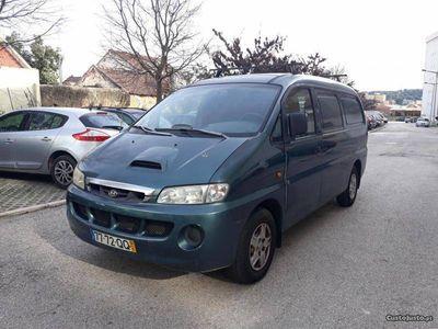 usado Hyundai H-1 2.5 TD