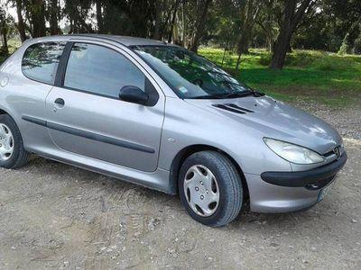 brugt Peugeot 206 1.9