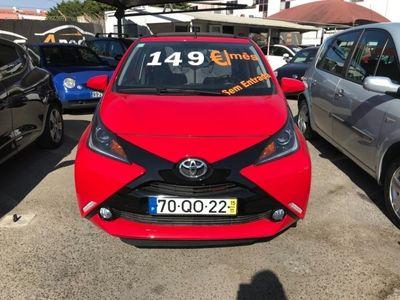 usado Toyota Aygo HatchbackViatura nova