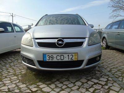 usado Opel Zafira CDTI Edition