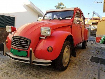 usado Citroën 2CV citadino - 86