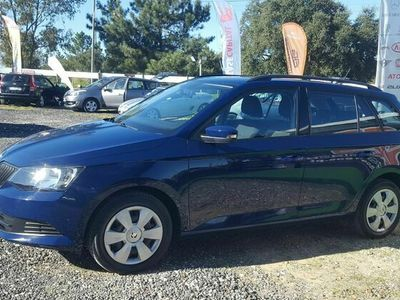 usado Skoda Fabia Break ACTIVE