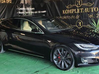 usado Tesla Model S P90D PERFORMANCE