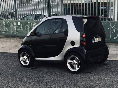 used Smart ForTwo Coupé Passion