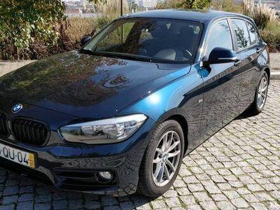 usado BMW 116 sport line