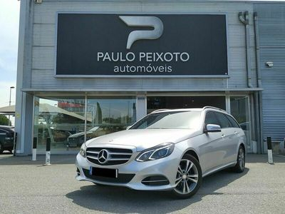 usado Mercedes E220 CDI Avantgarde BE 7G-Tronic
