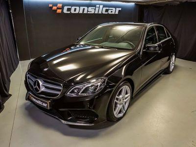 usado Mercedes E300 BlueTEC Hybrid AMG Pack Navi