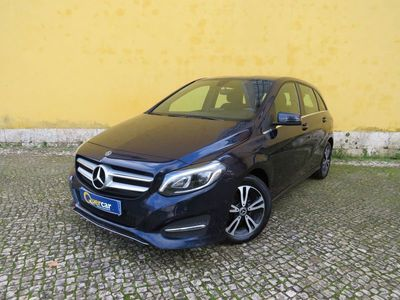 usado Mercedes B180 ClasseD Business Edition