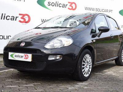 gebraucht Fiat Punto Diesel 1.3 16v Multijet Lounge S/S