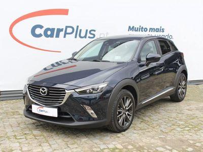 usado Mazda CX-3 1.5-D 105cv 4X2 Excellence Nav
