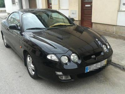 usado Hyundai Coupé FXDesportivo
