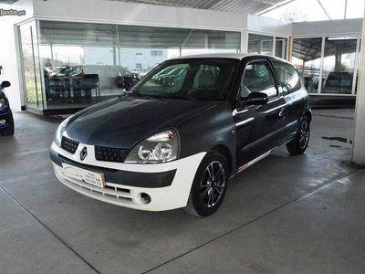 brugt Renault Clio 1.5 DCI Nacional