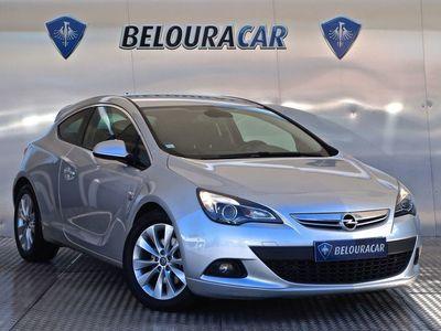 usado Opel Astra GTC 1.7 CDTi OPC Line