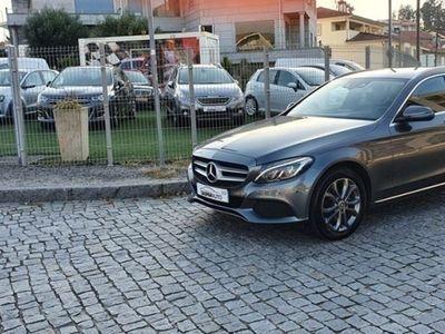 usado Mercedes C220 d Avantgarde+ Aut.