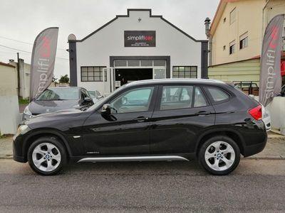 usado BMW X1 2.0d Xdrive