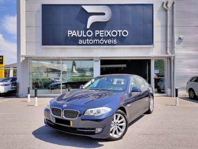 usado BMW 520 d Auto. 184cv