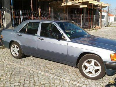 brugt Mercedes 190 2.0 D