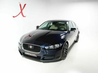 usado Jaguar XE 2.0 D R-SPORT AUTO