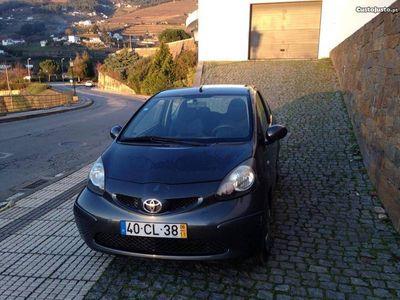 usado Toyota Aygo -