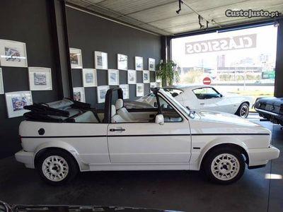 usado VW Golf Cabriolet KARMANN