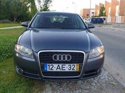 used Audi A4 2.0 TDI 140 Nacion