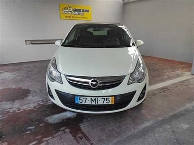 usado Opel Corsa 1.3 CDTi All White