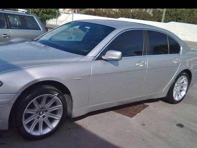 usado BMW 730 730 d