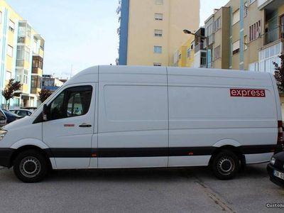 usado Mercedes Sprinter 316/43 Long