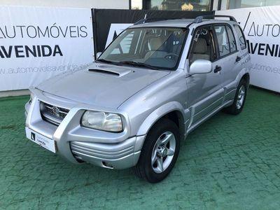 usado Suzuki Grand Vitara 2.0 TD