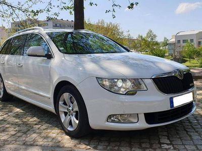 used Skoda Superb 1.6TDI