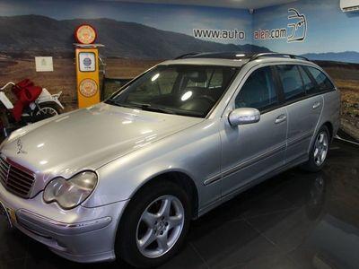 usado Mercedes C220 Cdi 143 Cv Avantgarde Automatica