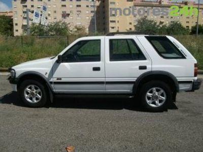 usado Opel Frontera 2.5 TDS