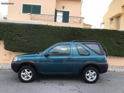 brugt Land Rover Freelander Cabrio