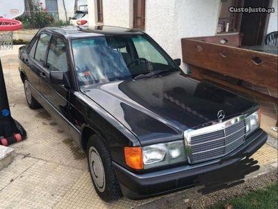 second-hand Mercedes 190 D 2.5TD
