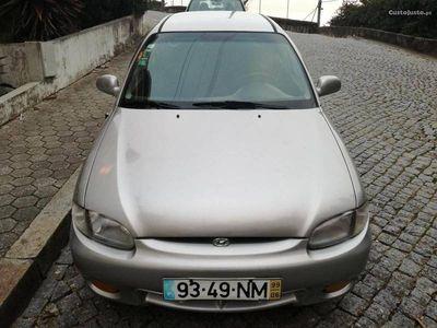 usado Hyundai Accent 1300 GLS