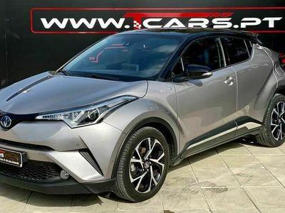 usado Toyota C-HR 1.8 HSD Comfort+P.Style