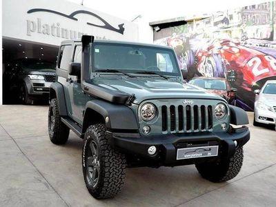 Usado Jeep Wrangler CRD 4X4