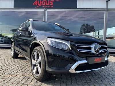 usado Mercedes GLC350 e 4 Matic Plug-In Hibrido