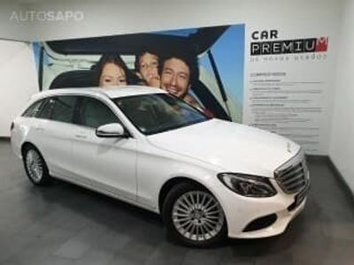 usado Mercedes C250 Classed Station Advantgarde 4-Matic Aut.