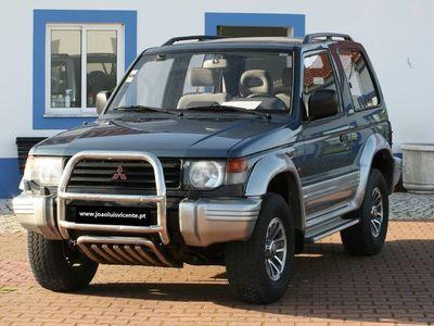 usado Mitsubishi Pajero 2.5 Td Gls 4x4