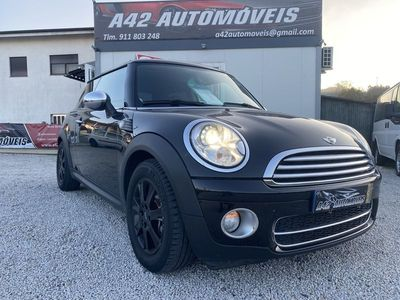 usado Mini Cooper Coupé 1.6 D HARMAN KARDON